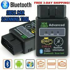 OBD2 Car Bluetooth Code Scanner Reader ELM 327 Automotive Diagnostic Tool