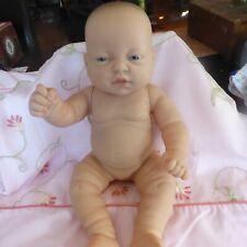 BERENGUER NEW BORN BABY DOLL VGC.