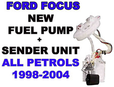 FORD FOCUS  FUEL PUMP MK1 2002 2003 2004 in tank +sender unit 1.4 1.6