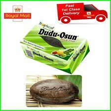 Dudu Osun Tropical Naturals African Black Soap Psoriasis,Eczema,Acne,Fungus 150g