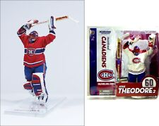 McFarlane NHL Hockey Series 10 Jose Theodore and Theodore Variant  Figure Set