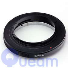 Canon FD lens to Olympus 4/3 OM43 Adapter For E-5 E-7 E420 E620 E520 E-410 E-510