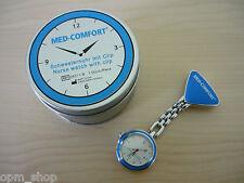 Schwesternuhr mit Clip, Clip-Uhr für Arztpraxis und Krankenhaus