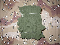 6 PAIRS WOOL MILITARY TRIGGER FINGER MITTENS NEW UNISSUED