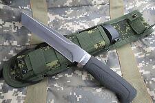 Russian tactical knife ARGUN-2 AUS8 Sheath system MOLLE Camo Ltd. KIZLYAR