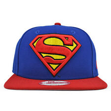 Superman LOGO GRAND SNAPBACK 9Fifty New Era Superhero Hat