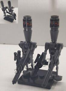 Figurine Star Wars IG88 compatible Lego, neuf CE minifigur Yoda