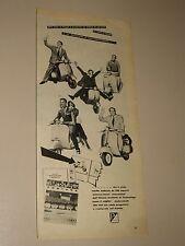 VESPA PIAGGIO PERSONAGGI FAMOSI=ANNI '50=PUBBLICITA=ADVERTISING=WERBUNG=671