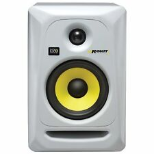 """KRK Rokit Rp5g3 5"""" Powered Studio Monitors with Stands and Cables - 2 Pair"""