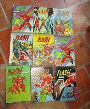 "FLASH  9 albums 53,55 à 59 + Recueils  636 + 860 + 7105  ""AREDIT"""
