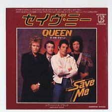 """Queen - Save Me c/w Sheer Heart Attack 7"""" JAPAN 45"""
