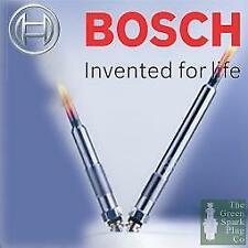 4x Bosch Sheathed Element Glow Plug 0250201022