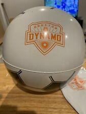 Houston Dynamo Inflatable Soccer Themed Beach Ball - New MLS