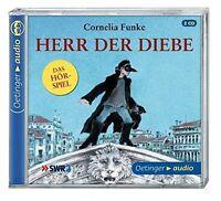 CORNELIA FUNKE - HERR DER DIEBE HÖRSPIEL 2 CD NEU