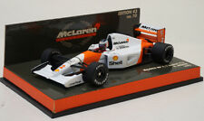 New listing 1/43 McLaren MP4/7 Honda V12 Gerhard Berger 1992 Minichamps 530924302