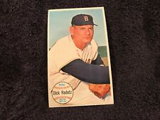 BEAUTIFUL 1964 Topps Giant #40 Dick Radatz Card, Boston Red Sox, NMMT BEAUTY!!