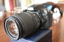 Nikon D3200 24.2MP  + Obiettivo Nikkor zoom 18-105mm + accessori Video HD