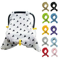2Pcs Baby Car Seat Acces Toys Lamp Pram Stroller Peg To Hook Cover Blanket Clip
