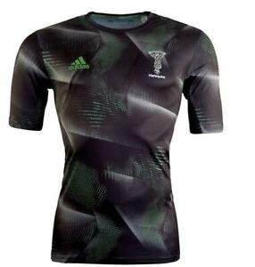 Men's Adidas Harlequins 20/21 Training Shirt.    Large      #GE0887