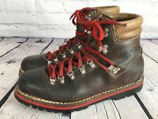 Vintage Stefan AUSTRIA Super Climbing Mountaineering Hiking Boots Men's Size 45
