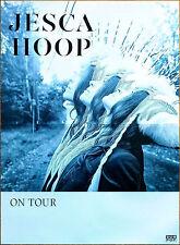 JESCA HOOP Memories Are Now 2017 Ltd Ed HUGE RARE Poster +FREE Indie Pop Poster!