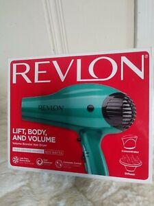 Revlon RVDR5036CP2 1875W Ionic Hair Blow Dryer - Green