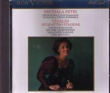 MICHALA PETRI | VIVALDI | LE QUATTRO STAGIONI |  CD-Album  15 Titel