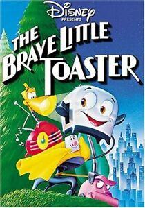The Brave Little Toaster Region 1 New DVD