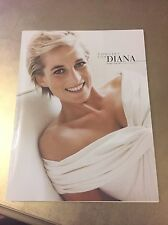 Concert For Diana Programme