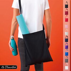 Nutshell Cotton One Handle Tote Bag Shopper Shopping Carrier Sack Long Reusable