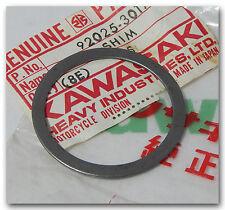 KAWASAKI SS340 SS440 ST440 SB340 SB440 INVADER CRANKSHAFT SHIM 1.0 92025-3017
