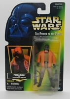 Star Wars Ponda Baba with Blaster Pistol Rifle Power of The Force Free Shipping