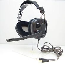 Plantronics Gamecom 380 Stereo Black Headband Noise-Canceling PC Gaming Headset