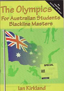 The Olympics for Australian Students: Blackline Master by Ian Kirkland (Book)