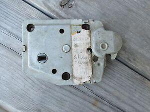 NOS GM TRUCK LOCK 61 CADILLAC CHEVROLET 62 OLDS 63 64 BUICK 66 PONTIAC 4809871