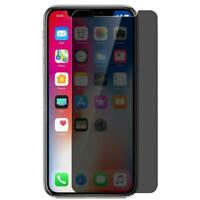 ANTI-PEEP TEMPERED GLASS PRIVACY SCREEN PROTECTOR 3D for iPhone X / XS / 11 Pro