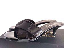 Donald J Pliner Womens Kiki A85 Open Toe Slip on Casual Italian HEELS Sandal 7.5