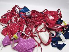 Wholesale LOT of 28: Surfside Polka Dot Bikini Tops Bathing Swim Suit - NWOT