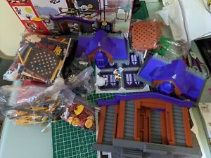 K'NEX Nintendo Super Mario 3D Land Ghost House Limited Edition lot of 2 sets!!