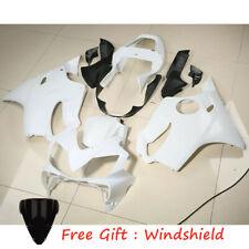 Unpainted Fairing Bodywork Body Work Cowl Kit For Honda CBR600F4i 2001 2002 2003