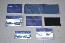 Maserati Quattroporte M139 Portefeuille de bord Directives sous l'Onglet Carnet
