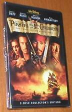 Pirates of the Caribbean ~ Johnny Depp, Orlando Bloom, Keira Knightley - New DVD