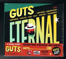 GUTS - ETERNAL - 14 TRACKS - 2016 - NEUF NEW NEU