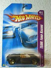 Gold 5 Spoke Variation 2008 Hot Wheels FORD GTX1 #141 Team: Ford Racing