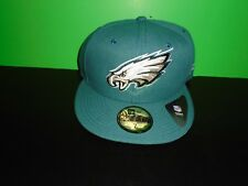 the best attitude ef071 b036c New Era 59Fifty Philadelphia Eagles Hometown Hit Fitted Hat Size 7 NEW