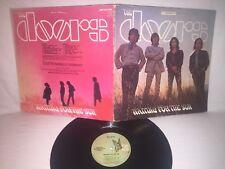THE DOORS - WAITING FOR THE SUN - VINTAGE 1968 ELEKTRA RECORDS GATEFOLD LP