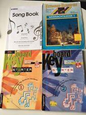 SET Noten für Keyboard Schott Klangwelt Weihnachtslieder Keyboard Starter mit CD