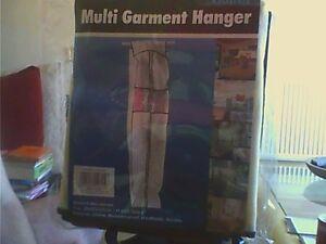 Multi Garment Hanger