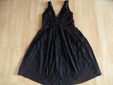 ZARA Collection schönes Jerseykleid schwarz Gr. M TOP 315