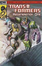 Transformers Regeneration One #90 (NM)`13 Furman/ Wildman (Cover A)